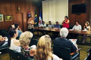Posse do Conselho Municipal dos Direitos da Pessoa com Deficiência